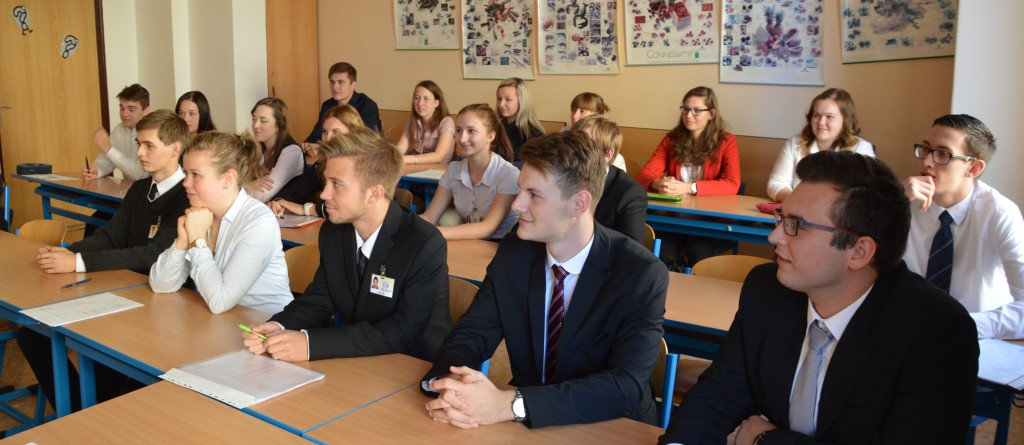 Stagiaires Winter 2015